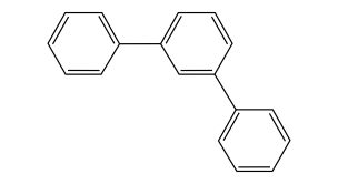 Chemical Structure M-Terphenyl